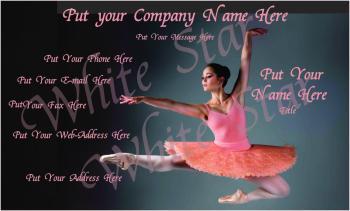 Dance Professional Ballerina
