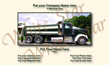 Heavy Equipment Professional Dump Truck Photo