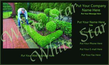 Landscape Professional Work Sample
