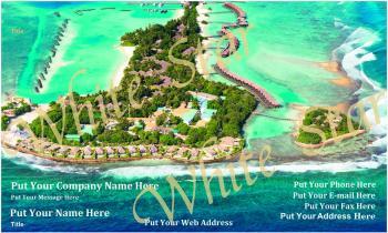 Travel Agency Professional Island Huts