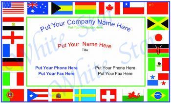 Travel Professional International Flags