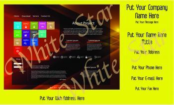 Web Designer Professional Website