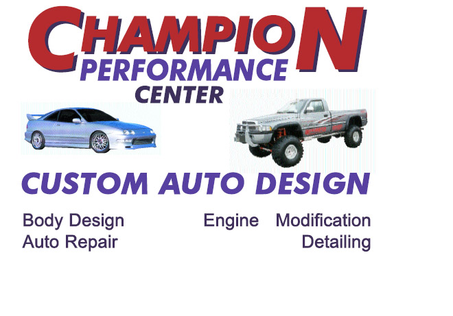 Champion Performance Home