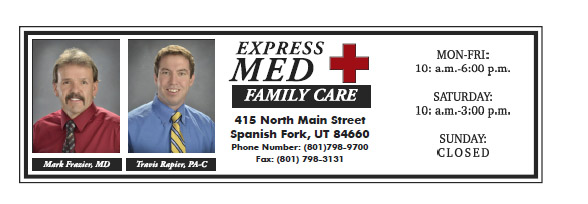 Express Medical Adv Home