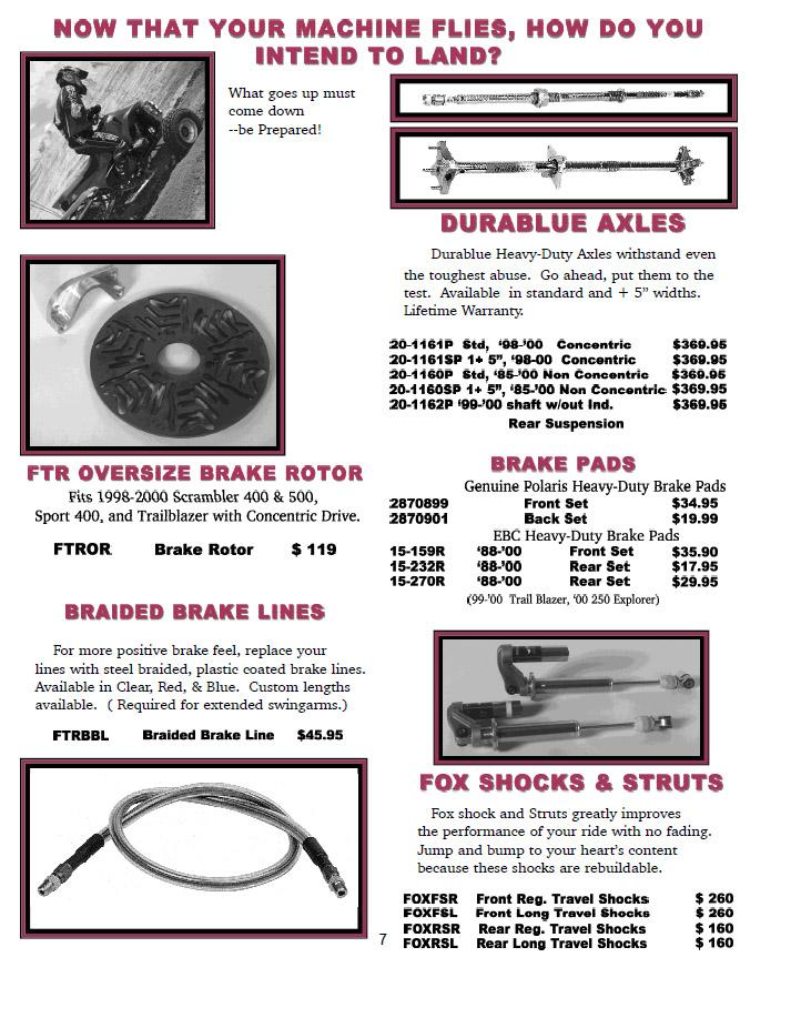 FTR Catalog Page 7