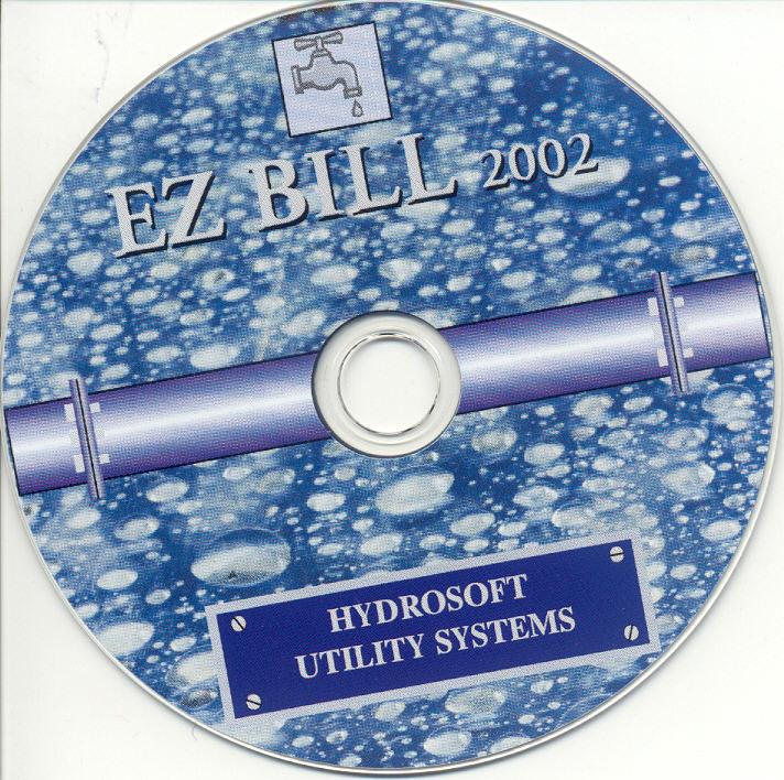 EZ Bill CD