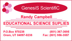 Genesis Scientific Bus Card 4