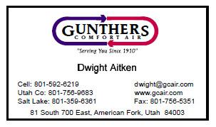 Gunther Bus Card  2