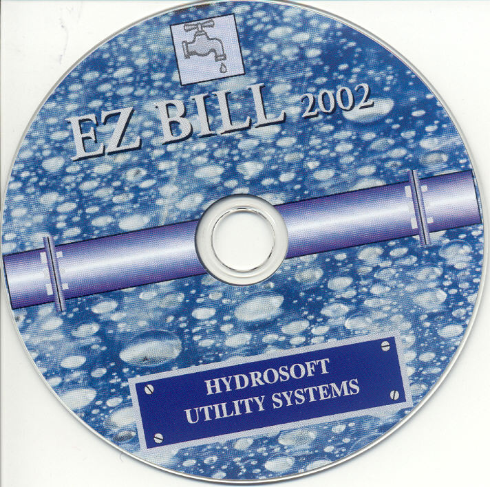 EZ Bill CD Label