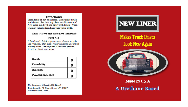 New Liner Label